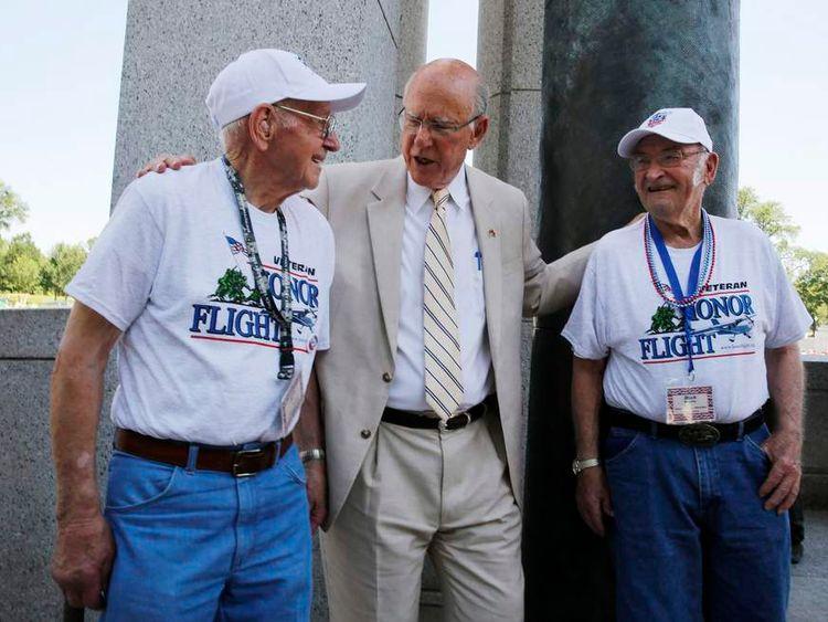 Kansas Senator Pat Roberts (C)