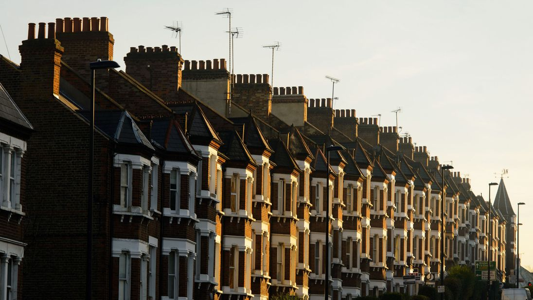 Homes in the UK