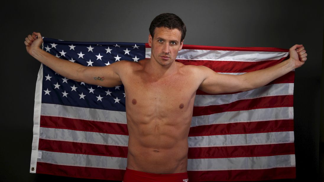 Lochte was one of the sport's hottest young stars his wins in London