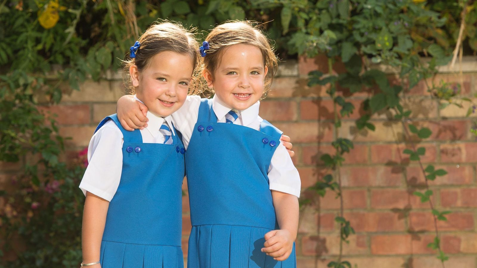 Twin Girls Who Were Conjoined At Birth To Start School In Kent