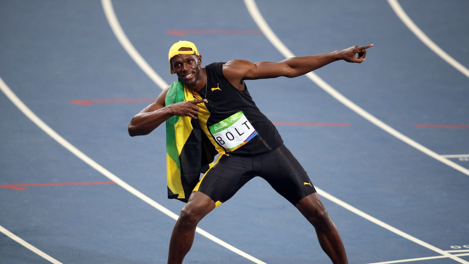 Usain Bolt Wins Third Olympic 100m Gold In Rio