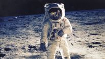 Neil Armstrong was the first man to walk on the moon