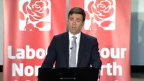 "Andy Burnham says he will stand down as an MP at the ""earliest opportunity"""