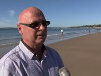 Phil Bindon's son Mike was lost at sea in 2014