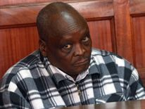 Michael Rotich has appeared in a court in Nairobi following the allegations