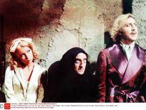 (L-R) Teir Garr, Marty Feldman, Gene Wilder