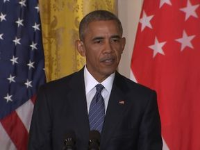 Obama says Trump is unfit to be president