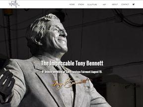 Tony Bennett as he will be seen in perpetuity