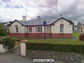Police station in Ballyjamesduff