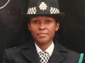 Metropolitan Police Detective Constable Andrea Brown