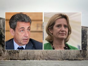 Nicolas Sarkozy has led calls to move checks on migrants from Calais to the UK