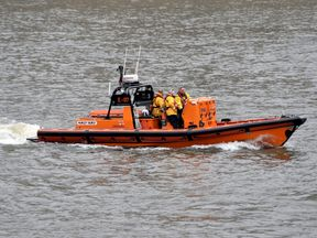 The RNLI is helping to search for the missing 17-year-old