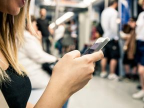 The smartphone has become more important to people as the main means of going online