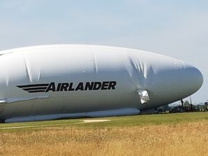 Airlander 'Flying Bum' Crashes On Test Flight