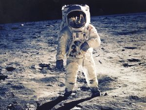 NASA Accidentally Sells Moon Landing Bag