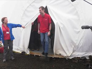 Mars Simulation Ends After A Year's Isolation