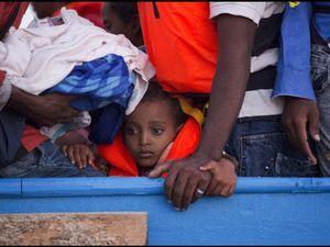 Hundreds Of Migrants Rescued Off Coast Of Libya