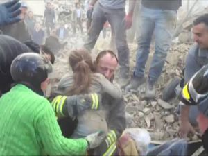 Girl, 10, Pulled From Italy Earthquake Rubble After 17 Hours