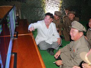 Kim Jong-Un Hails North Korea Missile Launch 'The Greatest Success'