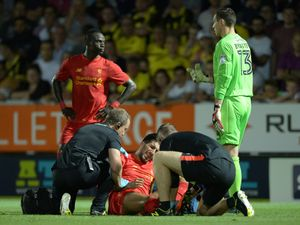 Klopp Hopes Can's Ankle Injury Is Not Serious