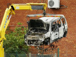 Crime Lab Set On Fire 'To Destroy Evidence' In Brussels