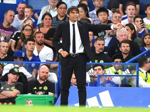 Antonio Conte keen to build for the future
