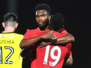 Sturridge Scores Twice As Liverpool Thrash Burton In EFL Cup