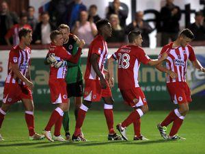 League Two Accrington Stanley Knock Out Top Flight Burnley