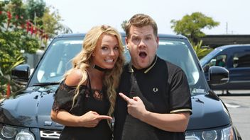 Britney Spears will appear on James Corden's The Late Late Show on 25 August and take part in a round of Carpool Karaoke.