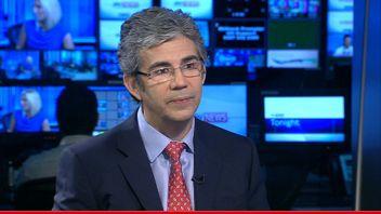 Professor David Nott, trauma surgeon who worked in Aleppo