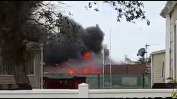 A major fire has broken out at a  school in Selsey