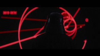 Darth Vader appears in the new Rogue One trailer