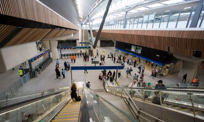 Football pitch-sized concourse to partially open at London Bridge