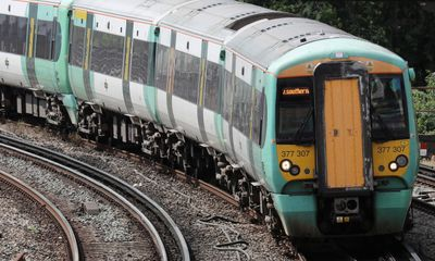 Five-Day Railway Strike Disrupts Services In UK