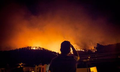 Three dead in Madeira Islands as wildfire spreads into capital
