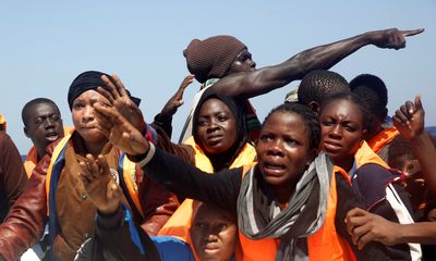 David Miliband: UK should take four times refugee number