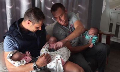 Same-Sex Couple 'Blessed' With Surrogate Triplets