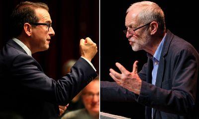 Owen Smith Denies Calling Jeremy Corbyn A 'Lunatic'