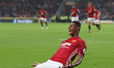 Marcus Rashford Scores Stoppage-Time Decider