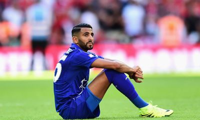 Ranieri expects more from Mahrez after contract signing