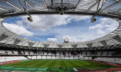 Sadiq Khan: 'Big questions' over Olympic stadium conversion cost