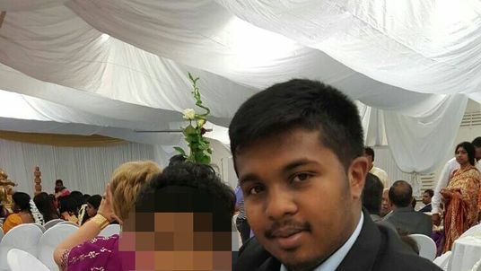 Nitharsan Ravi, one of the Camber Sands victims