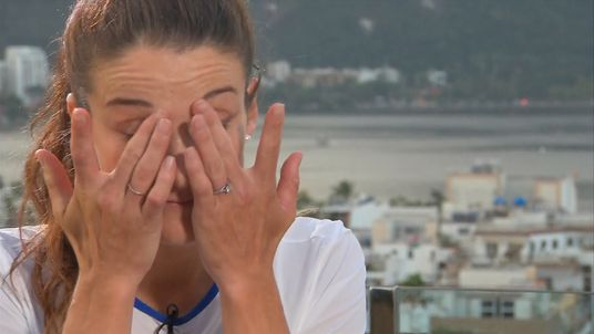 Lizzie Armitstead says she can look fellow athletes in the eye and insists she is no doping cheat. She fights back tears as she explains how she missed three doping tests