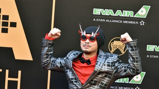 Namewee was arrested when he arrived at Kuala Lumpur airport
