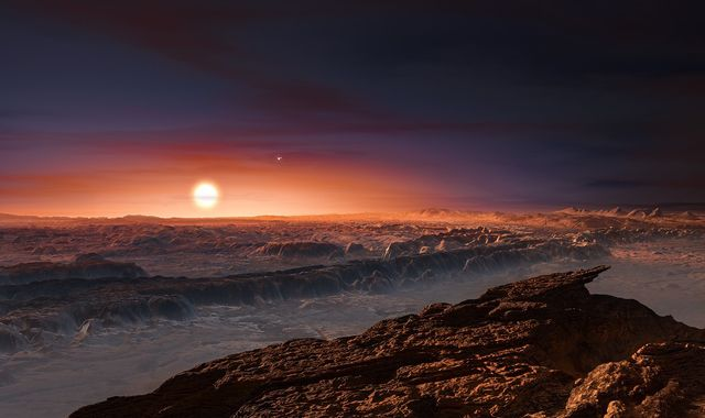 New Planet Found 'Which Humans Could Colonise'