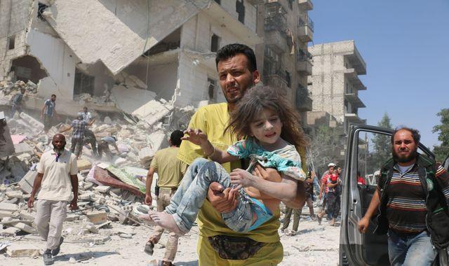 Turkey Attacks Syrian Kurdish Villages, Killing 35 Civilians