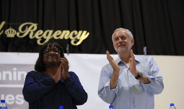 Jeremy Corbyn: NHS Money For Patients Not Contractors