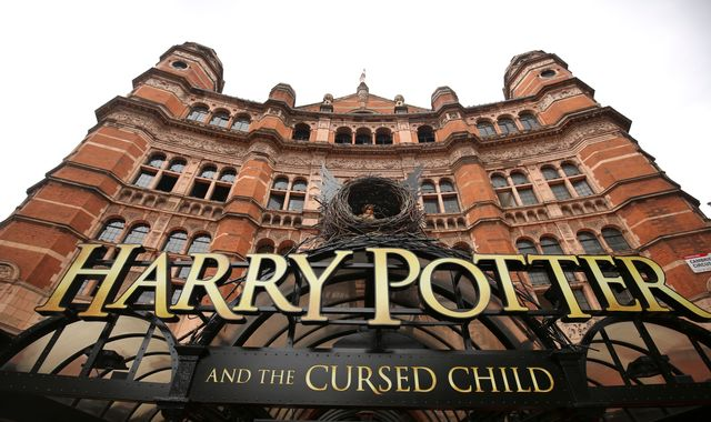Tout website offers Harry Potter theatre tickets for £8300