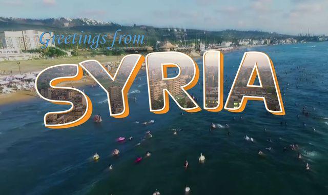 Syria Tourist Board Reveals Promo Clip With Slogan 'Always Beautiful'