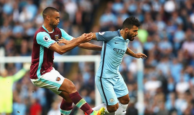Aguero May Face Charge Over Reid Collision